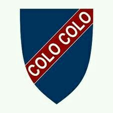 Primera insignia de Colocolo, el equipo más grande y popular de fútbol de Chile
