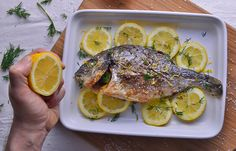 Ψάρι ψητό στην λαδόκολλα #pestomenafai Salmon Burgers, Steak, Pork, Ethnic Recipes, Kale Stir Fry, Salmon Patties, Pigs, Pork Chops, Steaks