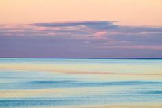 A glorious sunset on the St-Lawrence River. St Lawrence, The St, River, Sunset, Landscape, Beach, Outdoor, Outdoors, Scenery
