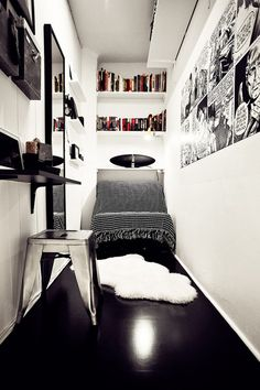 The Modern Nook | 44 Cozy Nooks You'll Want To Crawl Into Immediately