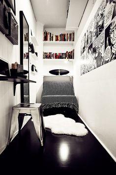 bedroom / nook