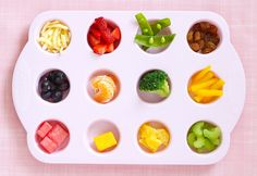A fun way to get you toddler trying new foods