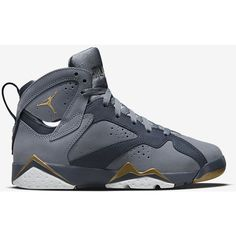 Air Jordan 7 Retro ($140) ❤ liked on Polyvore featuring shoes