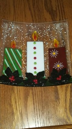 Christmas Glass Fusion