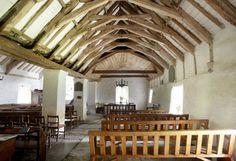 Eglwys Llanrhychwyn Church - Kiran Ridley © Partneriaeth Prosiect Tywysogion Gwynedd / Copyright Kiran Ridley © the Princes of Gwynedd Project Partners