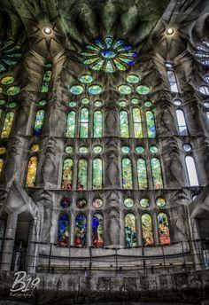 "500px / Foto ""Sagrada Família"", de Sam Smallwoods,Barcelona Spain"