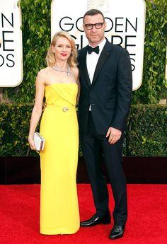 Naomi Watts and Liev Schreiber will always be a red carpet favorite