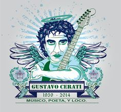 Cerati - tributO on Behance