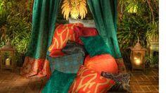 tony duquette fabric - Google Search