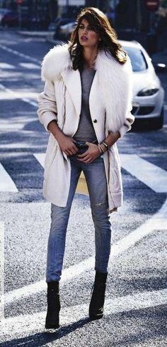 streetstyle / outerwear / denim
