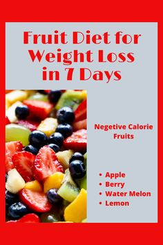 Weight loss is a great concern for most of us. Those who are really serious about must try this for weight loss in 7 days. Weight loss is a great concern for most of us. Those who are really serious about must try this for weight loss in 7 days. Weight Loss Drinks, Weight Loss Diet Plan, Weight Loss Smoothies, Fruit Diet Plan, Veggie Diet, Best Fat Burning Foods, Healthy Food To Lose Weight, Foods To Eat, Diet Foods