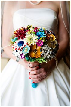 pin bouquet? yes.