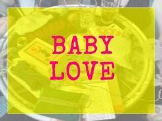 TRABAJOS ALUMNAS CURSO 2013 14  ESPECIAL BABY LOVE