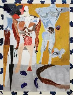 James Drinkwater: Arriving in Nice, France :: Sir John Sulman Prize 2016 :: Art Gallery NSW