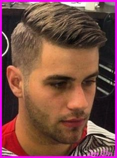 awesome Short men haircut