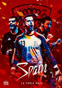 Soccer Tips. One of the best sporting events on this planet is soccer, also referred to as football in numerous countries around the world. Spain Football, Spain Soccer, Football Art, World Cup Russia 2018, World Cup 2018, Fifa World Cup, Soccer Skills, Soccer Tips, Fifa Teams