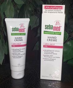 sebamed TROCKENE HAUT HANDCREME UREA AKUT 5%. sebamed TROCKENE HAUT HANDCREME: Die Handcreme verspricht das Spannungsgefühl der Haut zu mindern und raue, trockene und rissige Haut zu pflegen und mi...