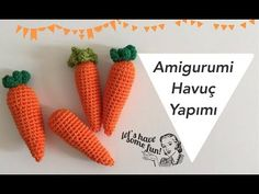 Amigurami kiraz yapımı tığ işi (dolap süsü, patik süsü, anahtarlık yapımındada kullanabilirsiniz) - YouTube Form Crochet, Crochet Food, Online Craft Store, Craft Stores, Have Some Fun, Diy Toys, Craft Items, Cross Stitch Designs, Handicraft