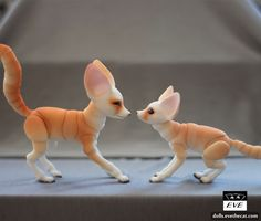 In Store: store.evethecat.com/product-category/pets/foxes/ Fennec, Pet Fox, Foxes, Bjd, Pets, Store, Animals, Animaux, Larger