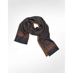 Forzieri Paisely Scarf