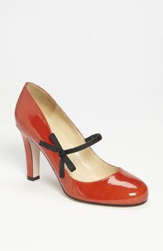 Kate Spade  lively  pumps. too cute. Scarpe Rosse 31d1e3465d2