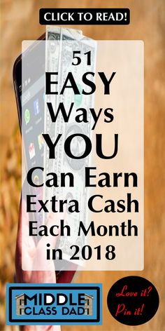 Need to earn extra cash this month? Who doesn't? But you don't have to deliver pizza when you can make big bucks from home! If you need extra money, you've come to the right place. We have put together a list of the best ways you can earn cash fast this month. Some are easier than others but the #1 way is definitely . . .
