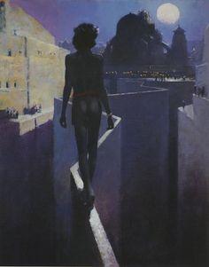 존 해리스의 예술 : 지평선 너머