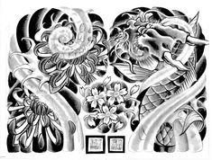 Tattoo Flash by Boog. Татуировки, зарисовки (191 работ)
