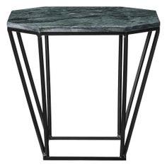 Table basse marbre et or Bloomingville