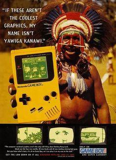 Nintendo Gameboy adv