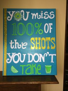 Dorm room canvas idea