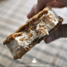 Oatmeal Ice Cream Sandwiches by notsohumblepie #Ice_Cream_Sandwich #Oatmeal