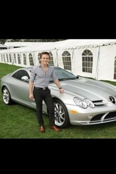Photo of Hunter Hayes Mercedes - car