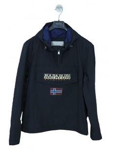 f8b1c92db35b Napapijri Rainforest Slim Jacket in Black - Northern Threads Slim