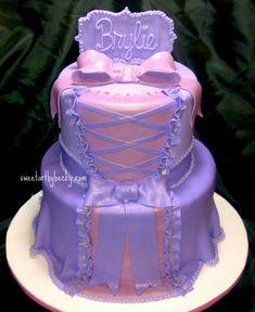 tangled rapunzel cake   ... , Cleveland, Dayton Wedding Birthday Cakes - Sweet Art Cakes