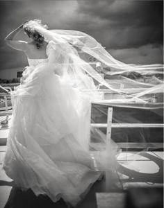 Bride Inge de Graaf