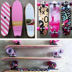 #girlboards #pink #roxy :))