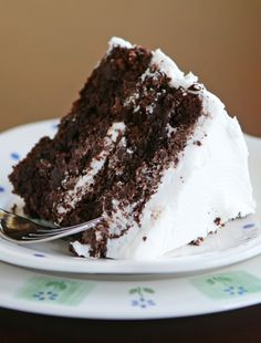 The secret to doctoring up a cake mix so it is the BEST cake you've ever had!