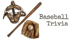 Baseball Trivia This is the perfect game for baseball season! What's the fastest pitch ever thrown? Where is the baseball Hall of Fame? How tall was the shortest player in Major League Baseball history? (this answer will shock you! Trivia Games, Fun Games, Youth Ministry Games, Perfect Game, Just A Game, Baseball Season, Fundraising, Origins, The Originals