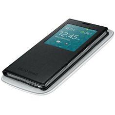 Samsung S View Cover Wireless - Funda para Samsung Galaxy Note 3 N9000, Negro B00FON947S - http://www.comprartabletas.es/samsung-s-view-cover-wireless-funda-para-samsung-galaxy-note-3-n9000-negro-b00fon947s.html