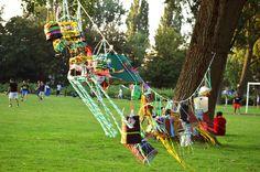 Playing in Erasmus Park | m a r i q u i t i n a