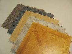 Total Basement Finishing Flooring Tile Options