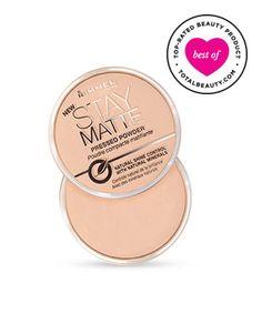 Best Drugstore Powder Foundation No. 9: Rimmel London Stay Matte Pressed Powder, $3.99