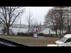 ▶ Hamburg - Citytour by Bus - Part1 #Travelvideo (Explanations German and English) #Hamburg
