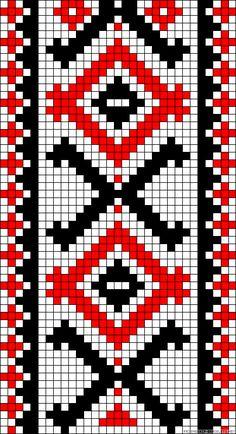 Bead Loom Patterns, Weaving Patterns, Knitting Patterns, Crochet Patterns, Inkle Weaving, Inkle Loom, Crochet Bedspread Pattern, Tapestry Crochet, Cross Stitch Designs