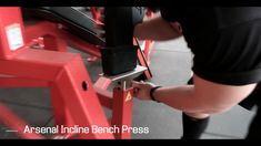 All ARSENAL STRENGTH products are Made in the USA. The Arsenal mission is to redefine the strength industry by providing the most dominating products - they're here with a purpose. Arsenal build champions, and that's why Arsenal are the Masters of Strengt Commercial Gym Equipment, Home Gym Equipment, No Equipment Workout, Chest Workout For Men, Gym Workouts For Men, Home Made Gym, Diy Home Gym, Academia Completa, Anatomy Bones