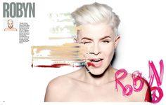 Destroy by Rankin - musical artists destroy their own Rankin photos to raise money.