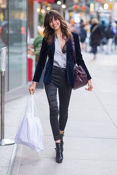Georgia Fowler Victorias Secret Fashion Show