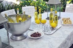 Lemon Liqueur, Limoncello, Serving Bowls, Amp, Tableware, Dinnerware, Tablewares, Dishes, Place Settings