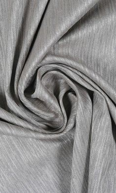 'SNOW CAP' CUSTOM WINDOW CURTAINS (GREY) $55.00     https://www.spiffyspools.com/collections/silk-curtains/products/snow-cap-curtains